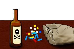 Empat pemuda tewas minum minuman keras