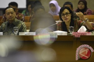 Pagu Anggaran Empat Kementerian Dan BKPM