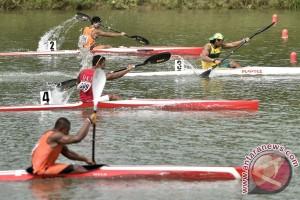 Cabor dayung bidik empat emas di Asian Games