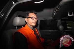 Muhammad Affan Diperiksa KPK