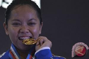 PON 2016 - Jabar peraih medali terbanyak angkat besi