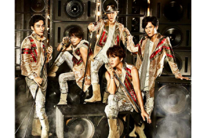 Grup Jepang SMAP rilis album terakhir sebelum bubar