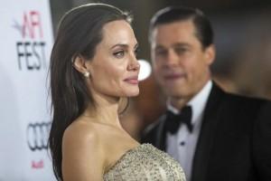 Brad Pitt tak ikut premier karena urusi perceraian