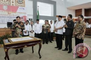 KPK ajak masyarakat awasi harta kepala daerah