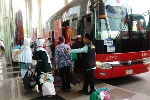 27 kloter tinggalkan Mekkah