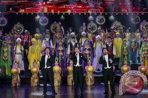 The 3rd Silk Road International Film Festival Kicked off in Xi'an