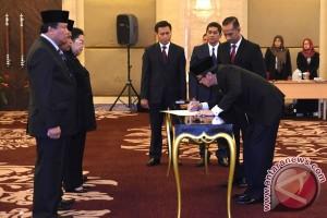 Pelantikan Majelis Kehormatan Notaris Wilayah