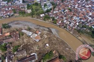 Lokasi Terdampak Banjir Bandang Garut