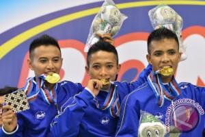 PON 2016 - Nunu dedikasikan medali emasnya untuk warga Garut