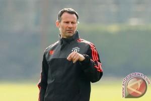 Giggs mencibir perilaku pemain Manchester United
