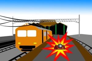 Sebuah ledakan terjadi di kereta bawah tanah London