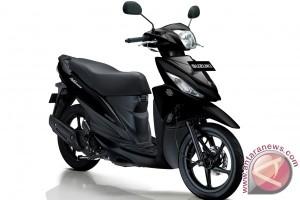Suzuki perkenalkan skutik Address seri Black Predator