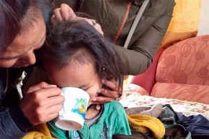 Lost Toddler survives three days in Siberian Taiga alone
