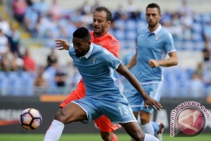 Lazio naik peringkat usai bungkam Empoli 2-0