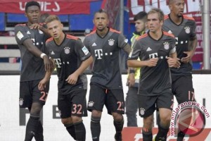 Klasemen Liga Jerman, Bayern Muenchen memimpin