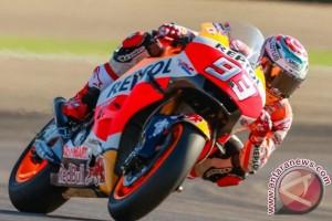 Marquez bawa Honda start terdepan pada GP Australia