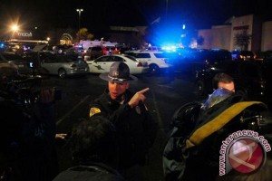 Pelaku penembakan Washington ditangkap