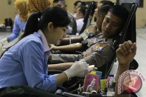 Donor Darah Hut Lantas