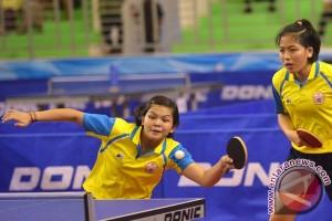 PON 2016 - DKI Jakarta juara umum cabang tenis meja