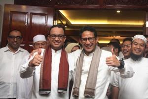 Anies-Sandi ajak masyarakat bersatu bantu Aceh