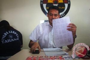 Ungkap Prostitusi Online Lampung