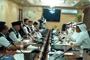 PPIH Arab Saudi dan Muassasah Asia Tenggara