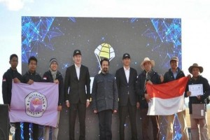 Universitas Gunadarma runner-up rancang satelit internasional