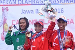 PON 2016 - DKI Jakarta juara umum cabang atletik