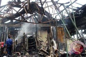 Mabes Polri tangani kebakaran gedung BPPT Bekasi