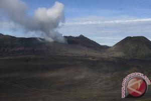 Status Gunung Bromo Siaga