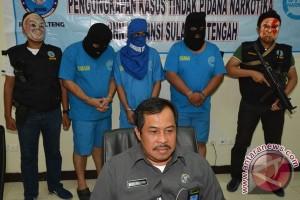 WNA Malaysia Selundupkan Sabu