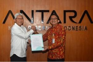 LKBN Antara - Telkom sinergi inovasi baru