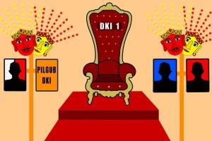 Arah putaran kedua Pilkada DKI Jakarta