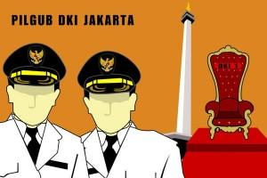 KPU Jakarta tetapkan nomor urut cagub-cawagub