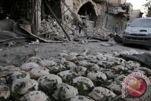 Rusia dan China veto resolusi PBB tentang sanksi Suriah