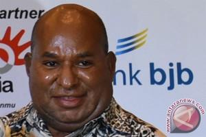 Lukas Enembe kembali pimpin Partai Demokrat Papua
