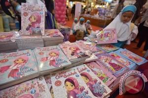 23 judul buku Indonesia dibeli penerbit luar