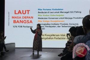Menteri Susi: cegah perubahan iklim dengan jaga lautan