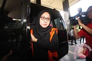 Siti Marwah Diperiksa KPK