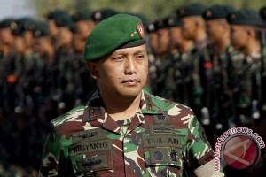 Kodam IX/Udayana gelar donor darah HUT TNI