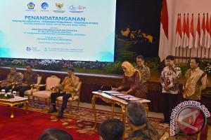 Kerjasama Proyek Palapa Ring Timur