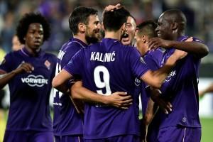 Cundangi Qarabag 5-1, Fiorentina puncaki klasemen grup Liga Europa