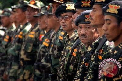 Banser Jatim siap bersama TNI hadapi ormas anti-Pancasila