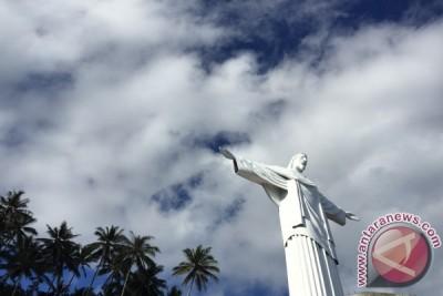 Kenaikan Yesus Kristus buka pintu iman hadapi tantangan