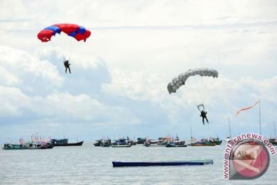 Peserta Sail Karimata kagumi keindahan Pulau Ketawai