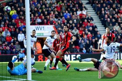 Ditahan imbang Bournemouth 0-0, Spurs batal ke puncak