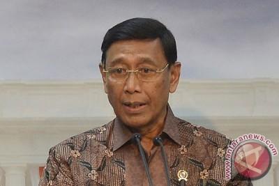 Wiranto: tunggu Jaksa Agung periksa dokumen TPF