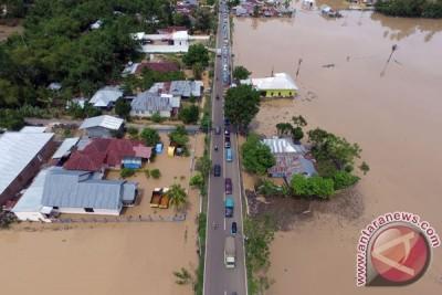 BPBD Gorontalo kekurangan personil tangani banjir