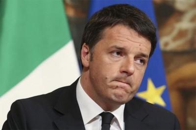 PM Italia Matteo Renzi umumkan pengunduran diri
