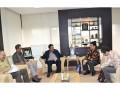 Menperin Terima Kunjungan President Director JETRO Jakarta